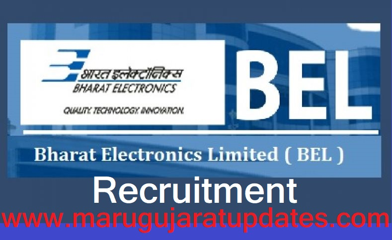 Bharat Electronics Limited (BEL) Recruitment Total No. Of